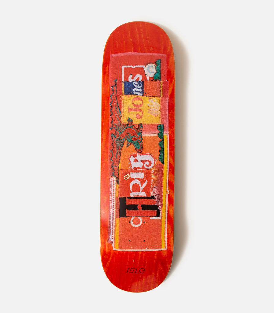 Isle Chris Jones Pub Series Deck