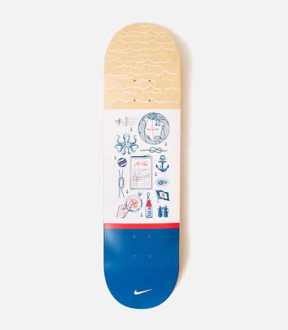 "Atlas X Nike SB ""Lost at Sea"" Elements Deck"