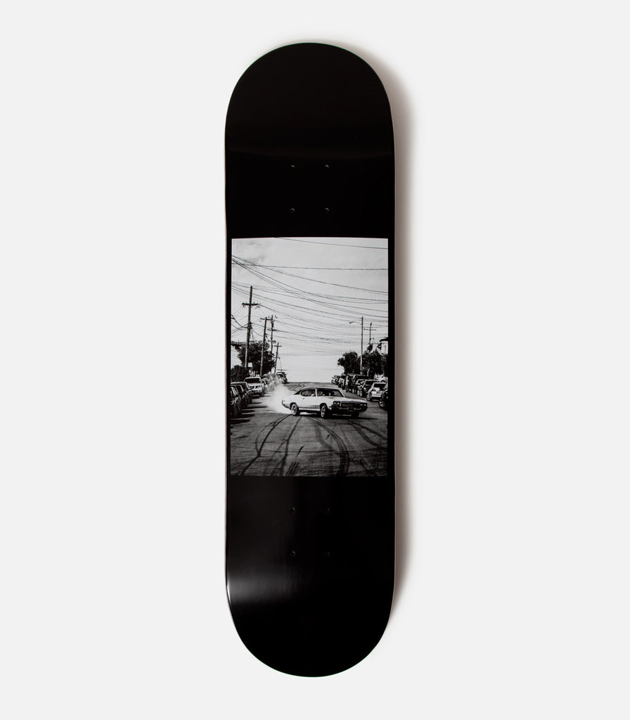 Atlas X Travis Jensen Burnout Deck