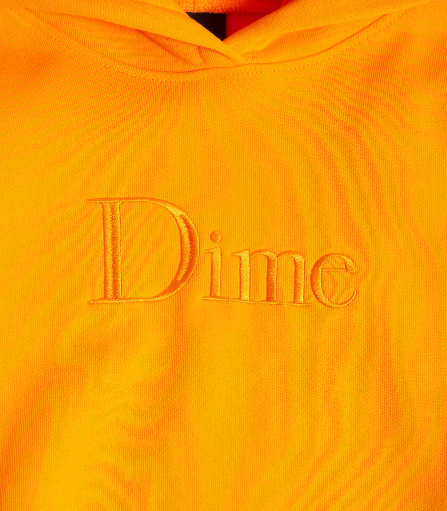 Dime Classic Logo Embroidered Pullover