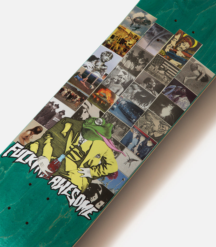 Fucking Awesome Frogman 2 Deck