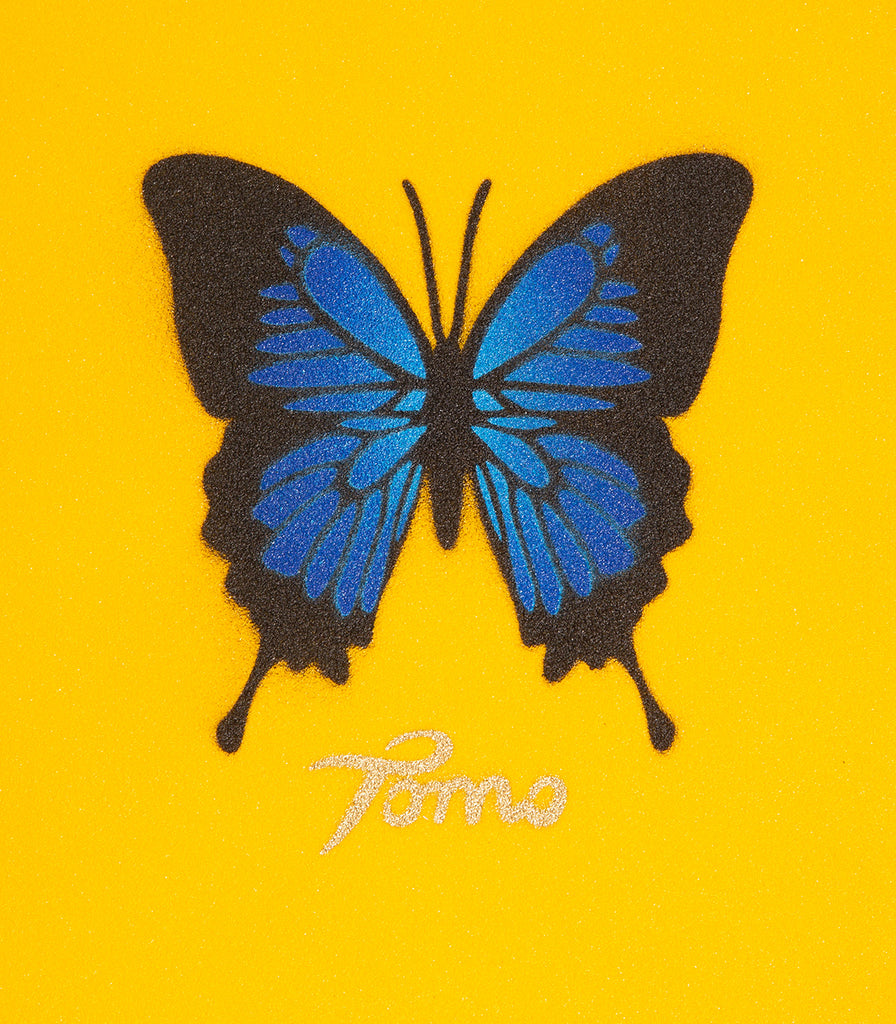 Tomo Skate Co. Butterfly Golden Griptape