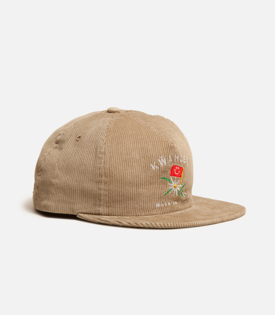 Quasi Earth 5 Panel Hat