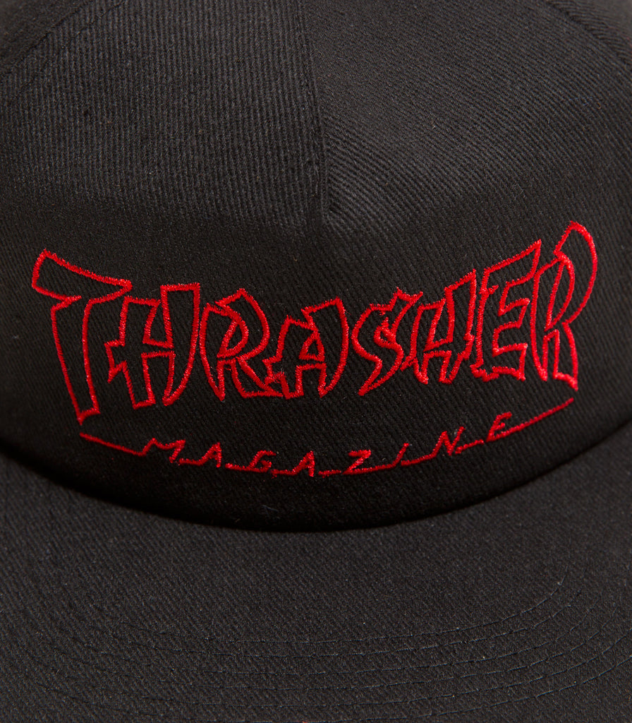 Thrasher China Banks Snapback Hat