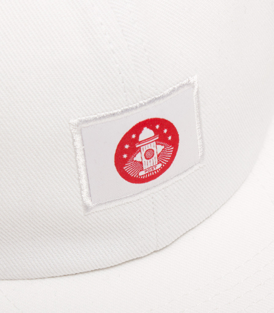 Post Details Flag Patch 6 Panel Hat