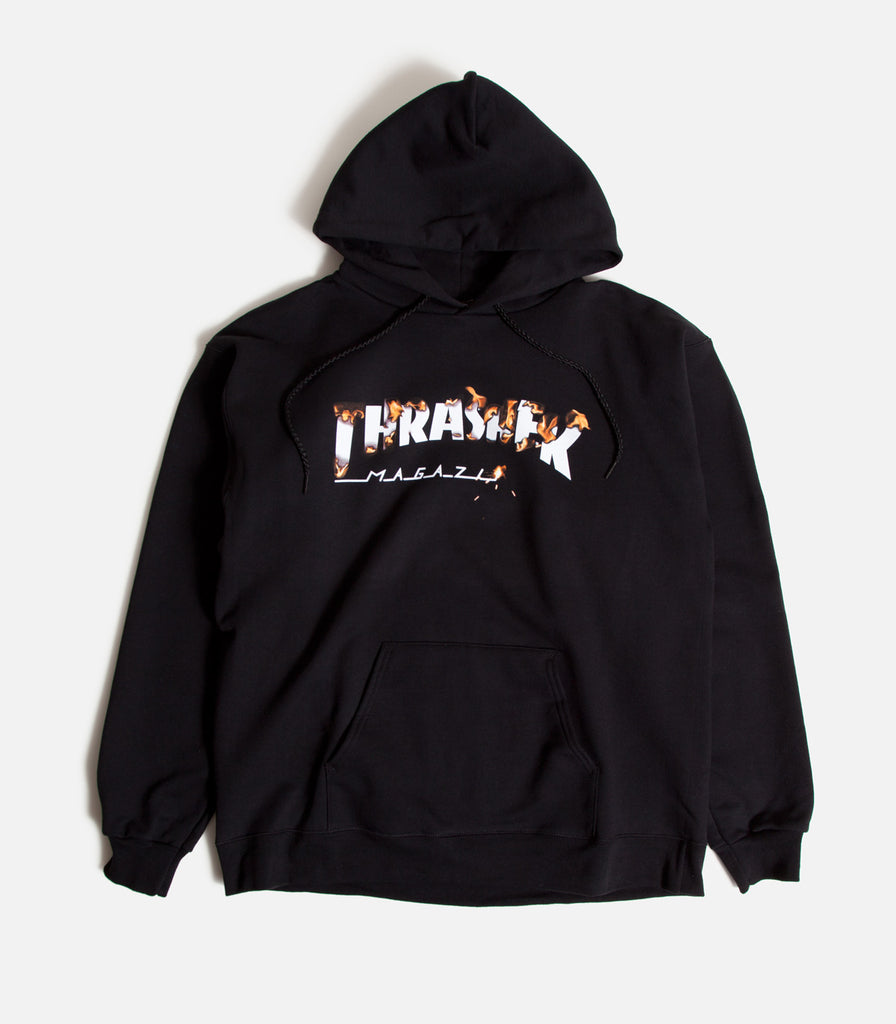 Thrasher Intro Burner Pullover