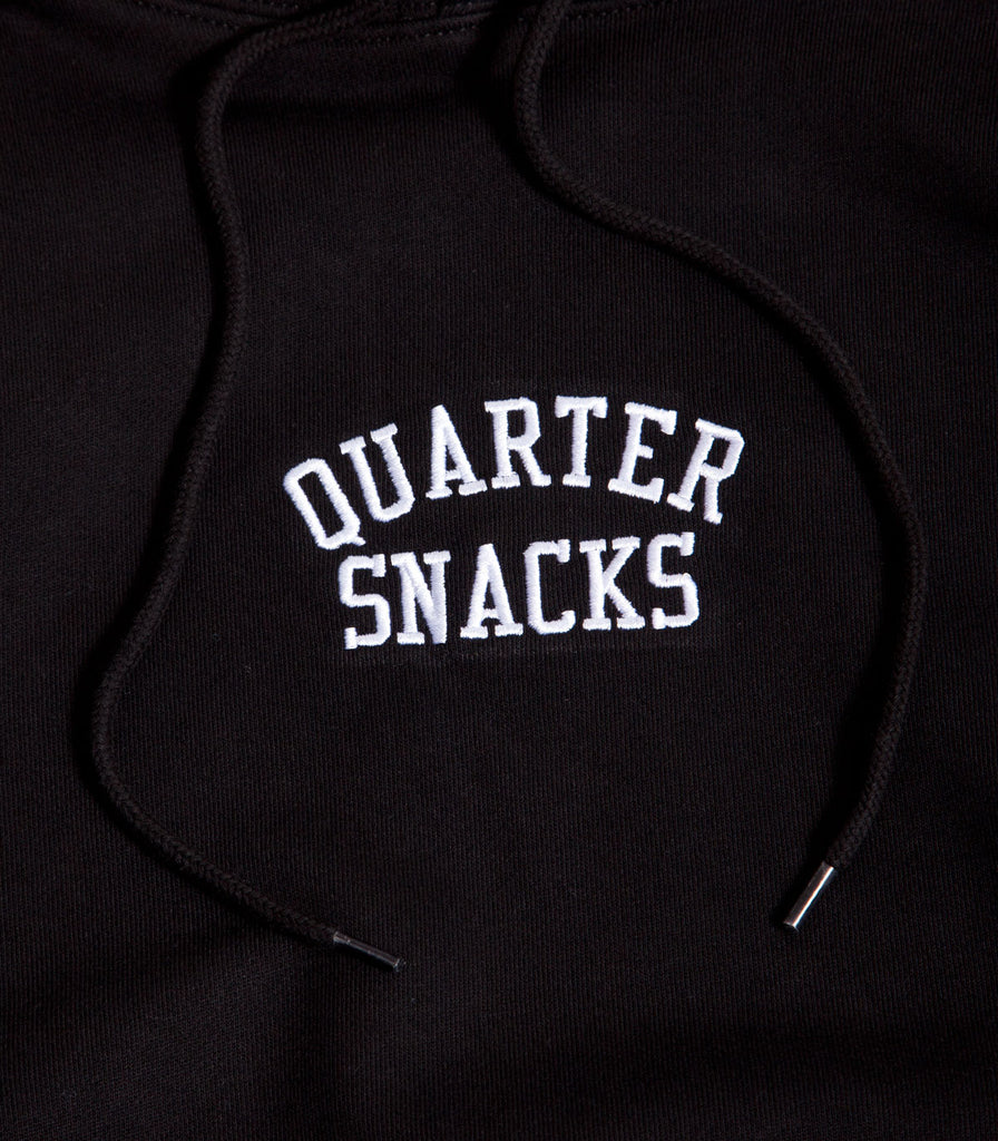 Quartersnacks Embroidered Arch Pullover