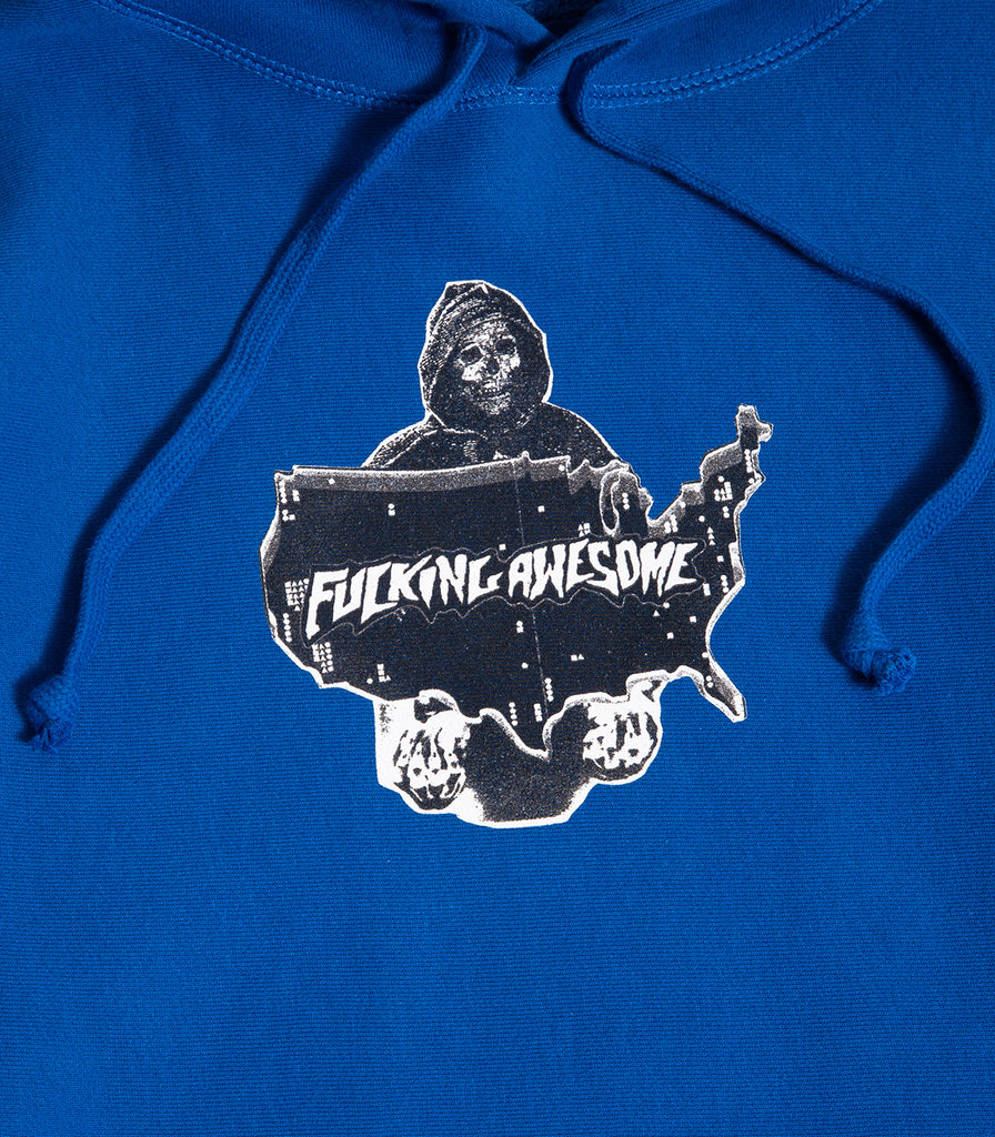 Fucking Awesome Reaper Pullover