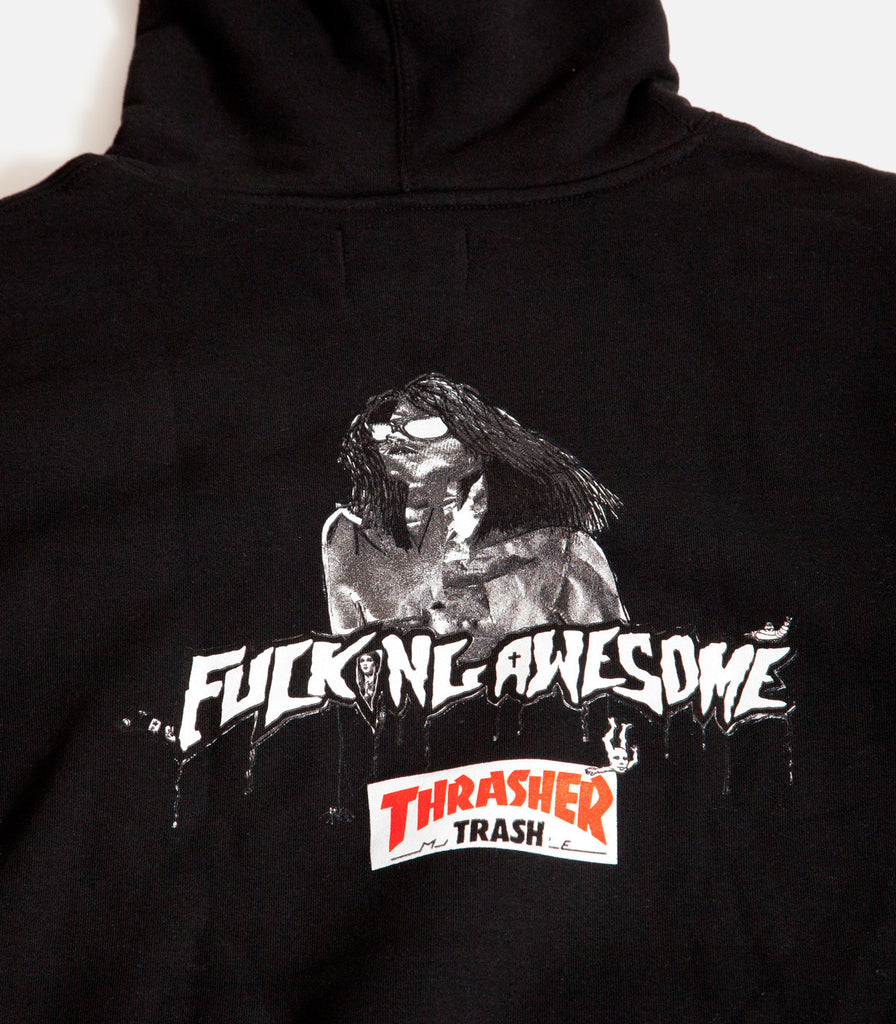 Fucking Awesome X Thrasher Trash Me Pullover