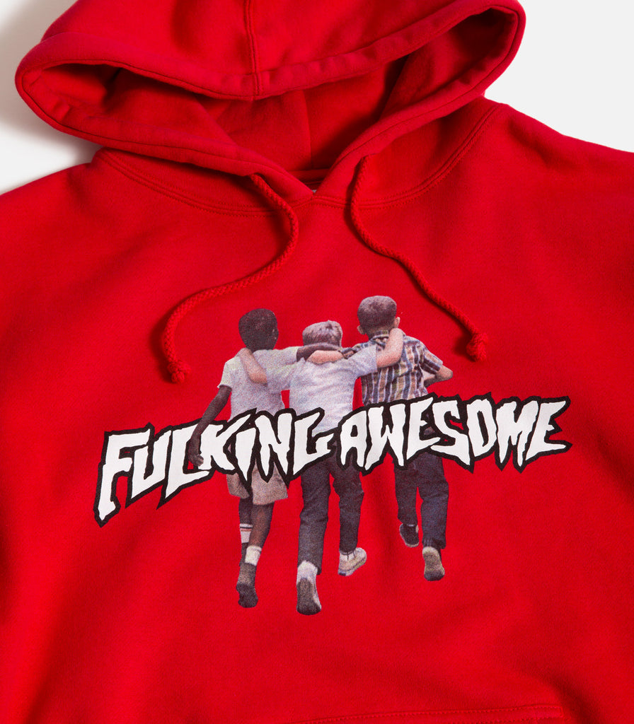 Fucking Awesome Friends Pullover