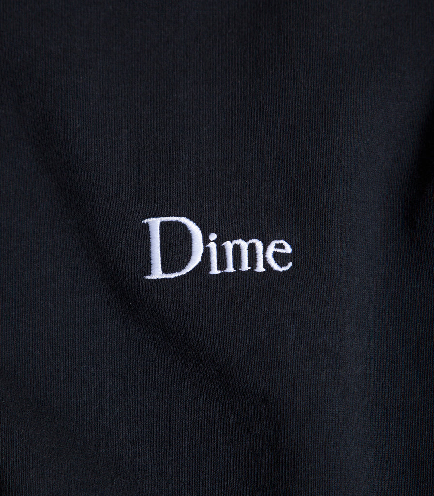 Dime Classic Embroidered Pullover