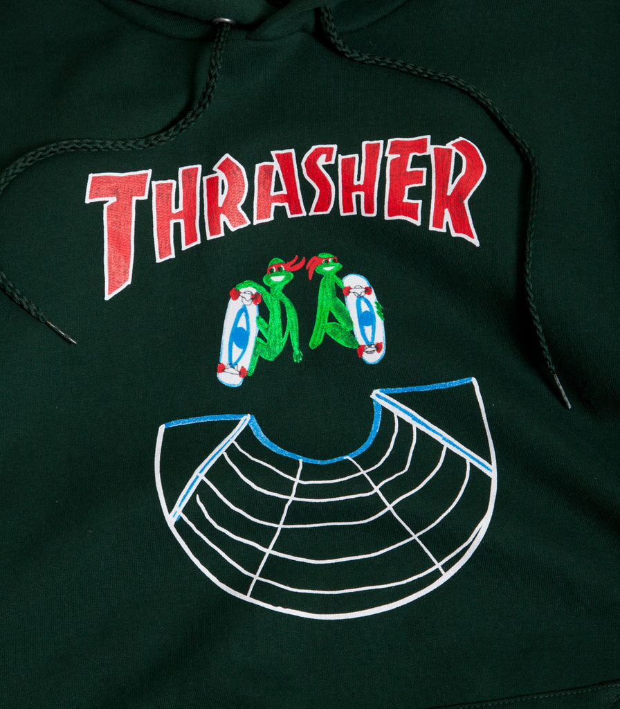 Thrasher Doubles Pullover