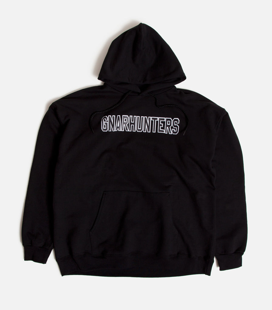 Gnarhunters College Outline Pullover