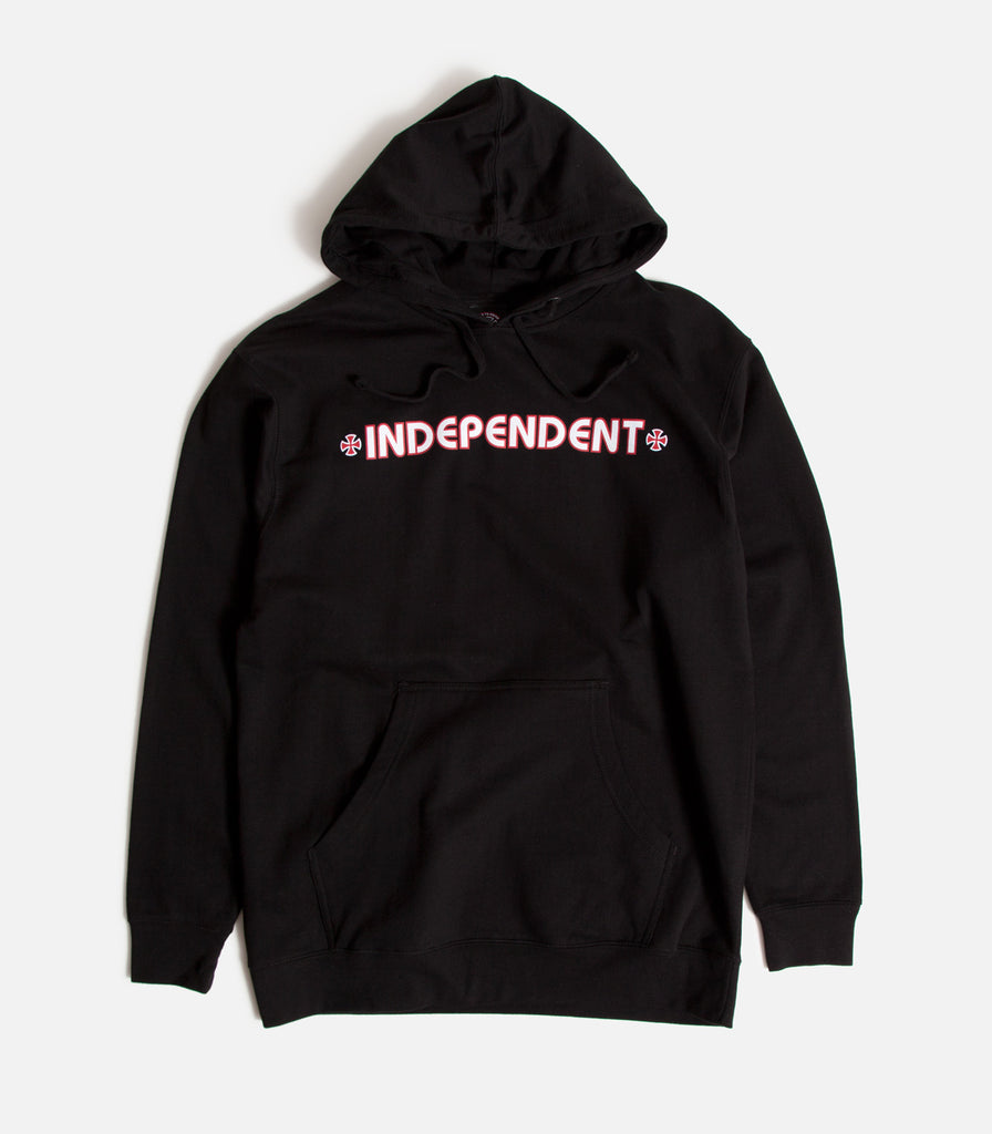Independent Bar/Cross Pullover