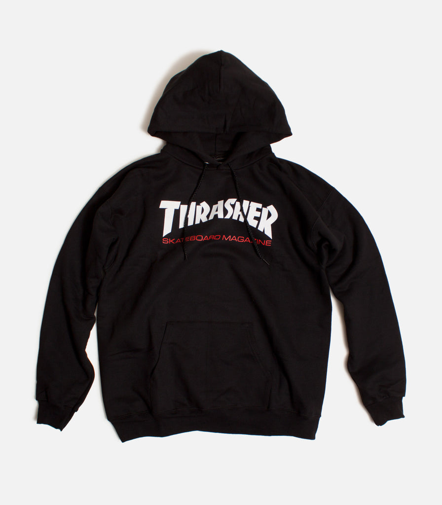 Thrasher Skate Mag Two Tone Pullover