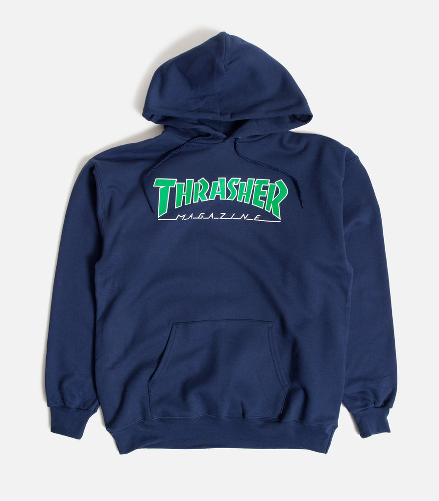 Thrasher Outlined Pullover