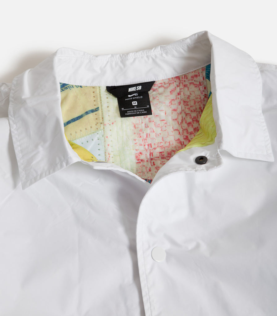 Nike Sb Shield Coach Icon Quilt Jacket Atlas
