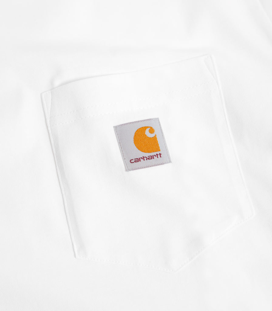 Carhartt WIP Pocket Long Sleeve T-Shirt