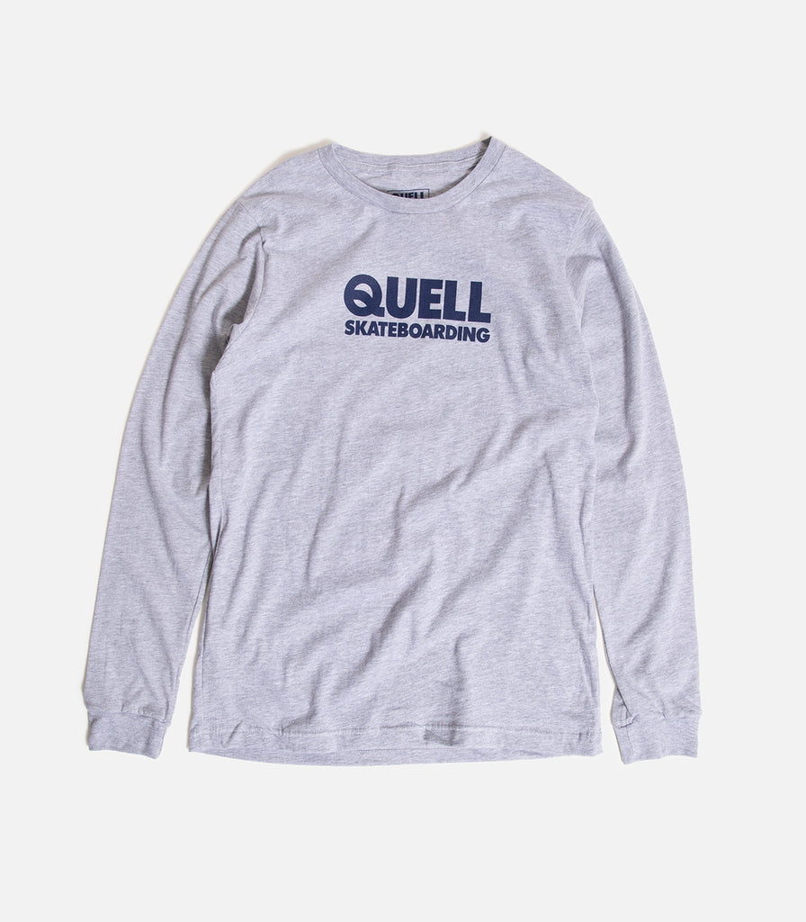Quell Logo Long Sleeve T-Shirt