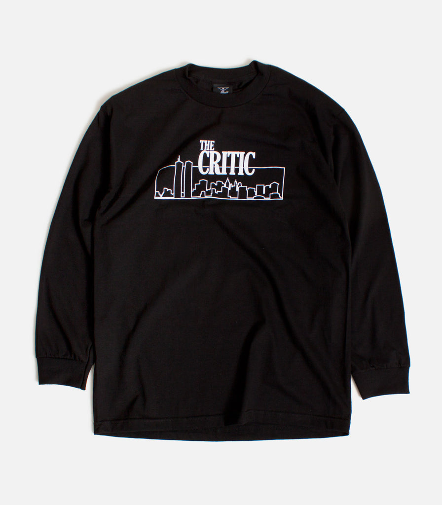 Alltimers Critic Long Sleeve T-Shirt