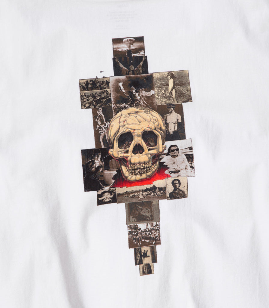 Fucking Awesome KB Collage Long Sleeve T-Shirt