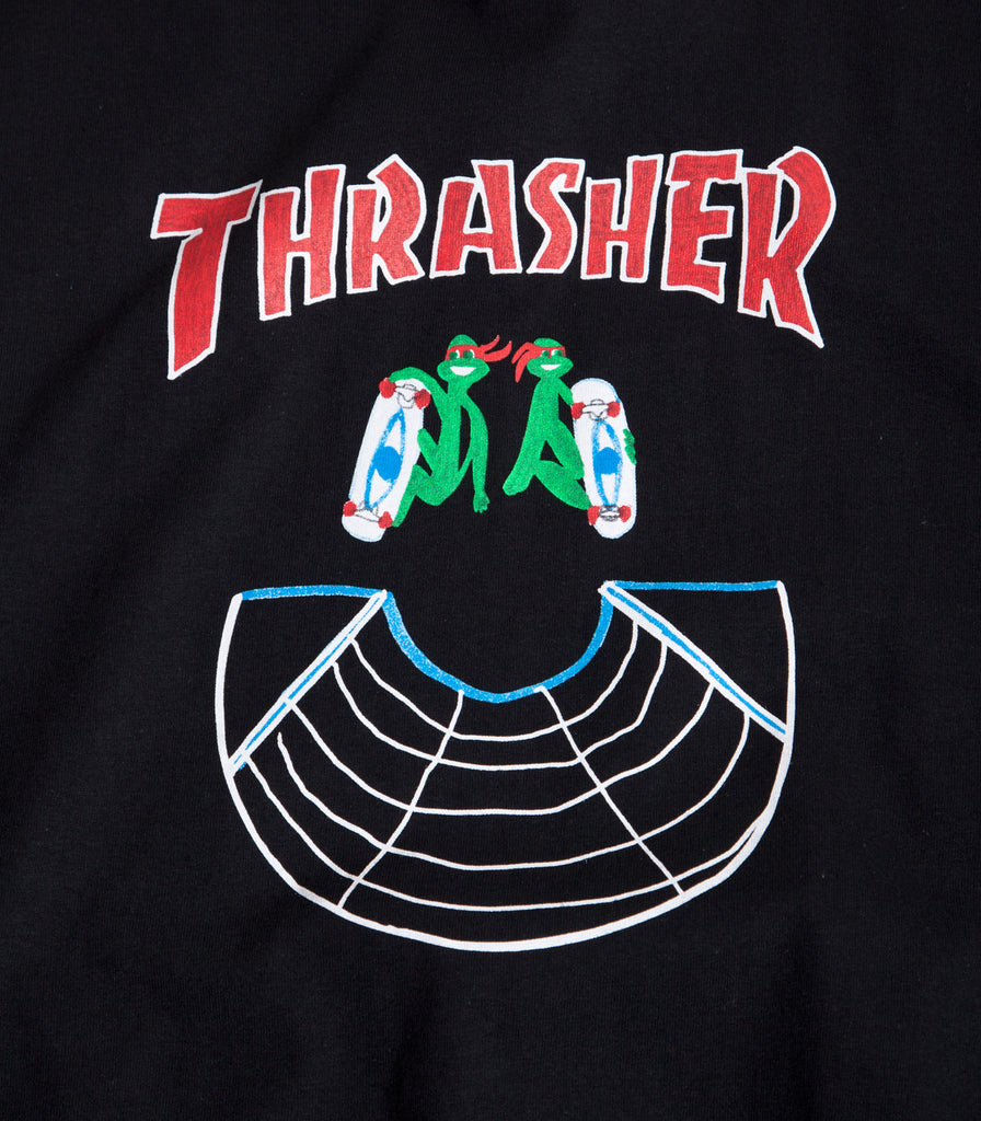 Thrasher Doubles Long Sleeve T-Shirt