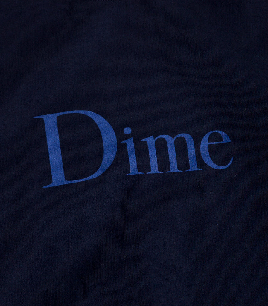 Dime Classic Logo Long Sleeve T-Shirt