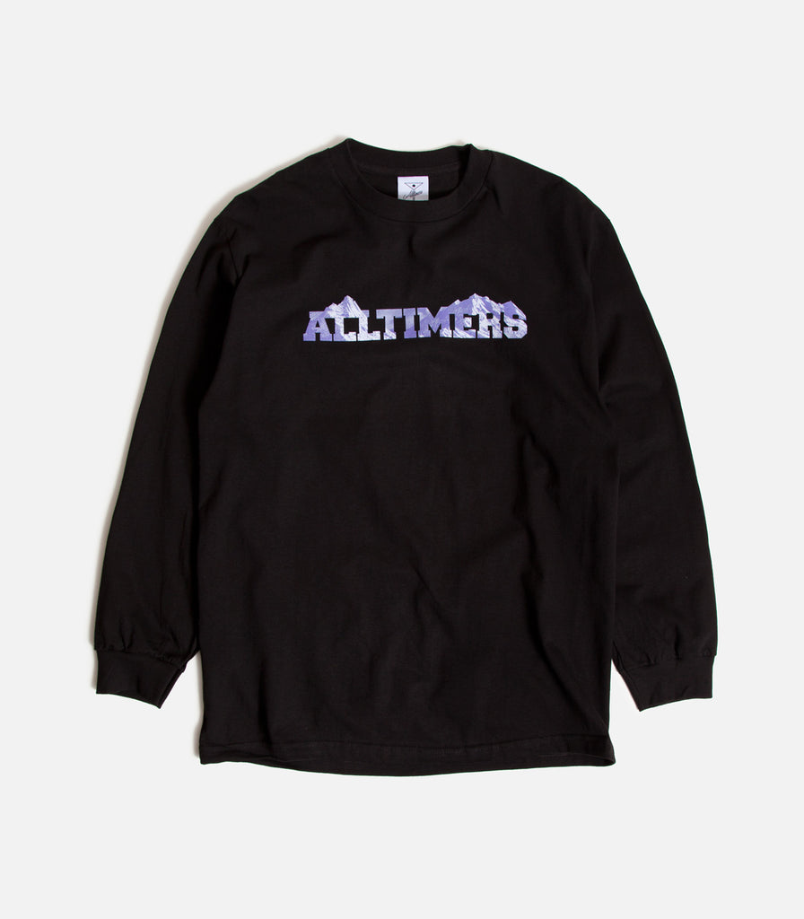Alltimers Rock Planet Long Sleeve T-Shirt