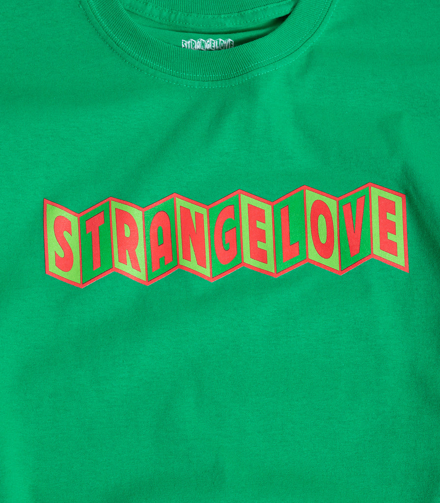 StrangeLove Cinelogo Long Sleeve T-Shirt