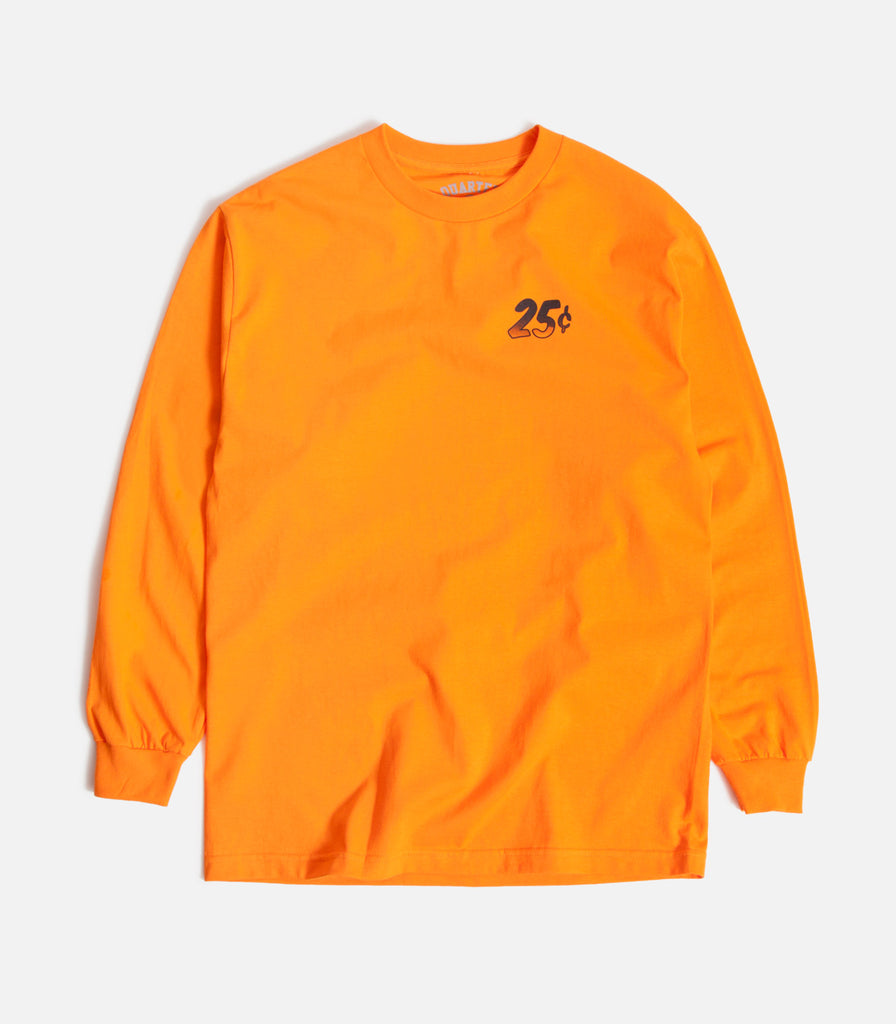 Quartersnacks Snackman Flyer Long Sleeve T-Shirt