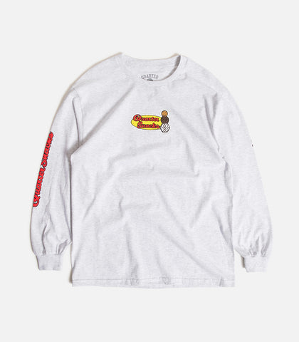 Quartersnacks Middle School Long Sleeve T-Shirt