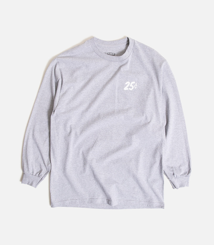 Quartersnacks Classic Snackman Long Sleeve T-Shirt