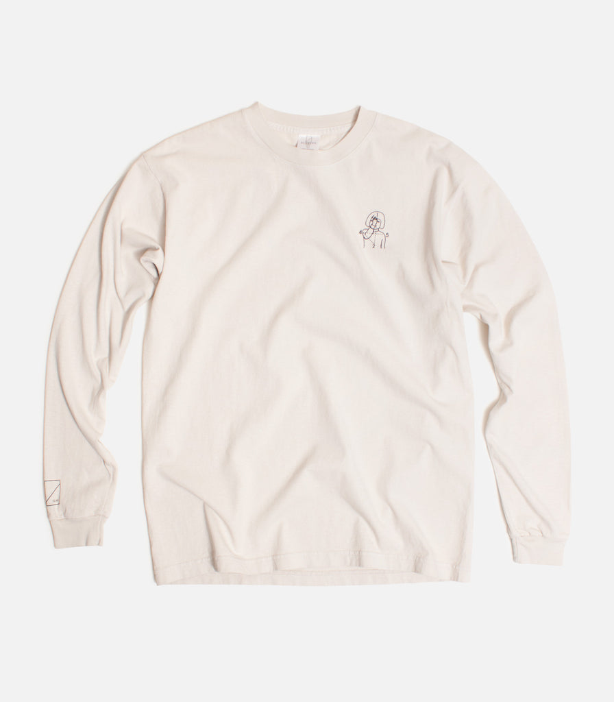Numbers 12:45 Angels Long Sleeve T-Shirt