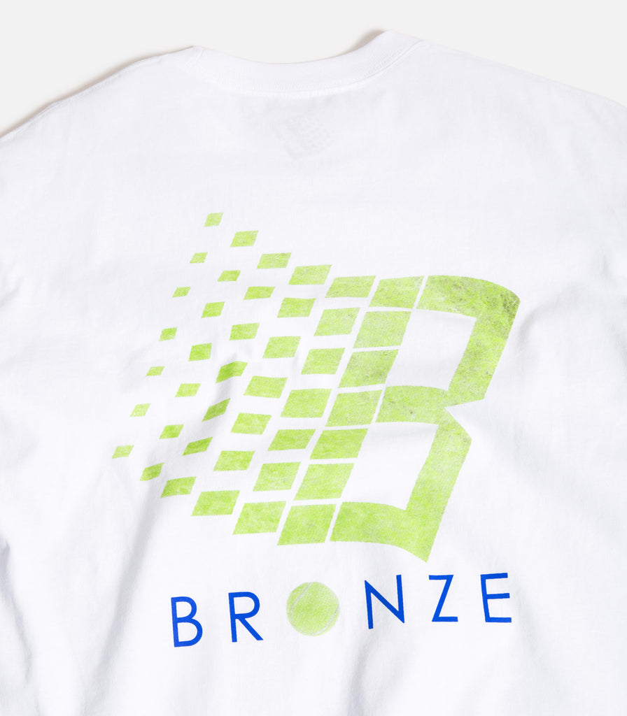 Bronze 56K B Logo Tennis Long Sleeve T-Shirt