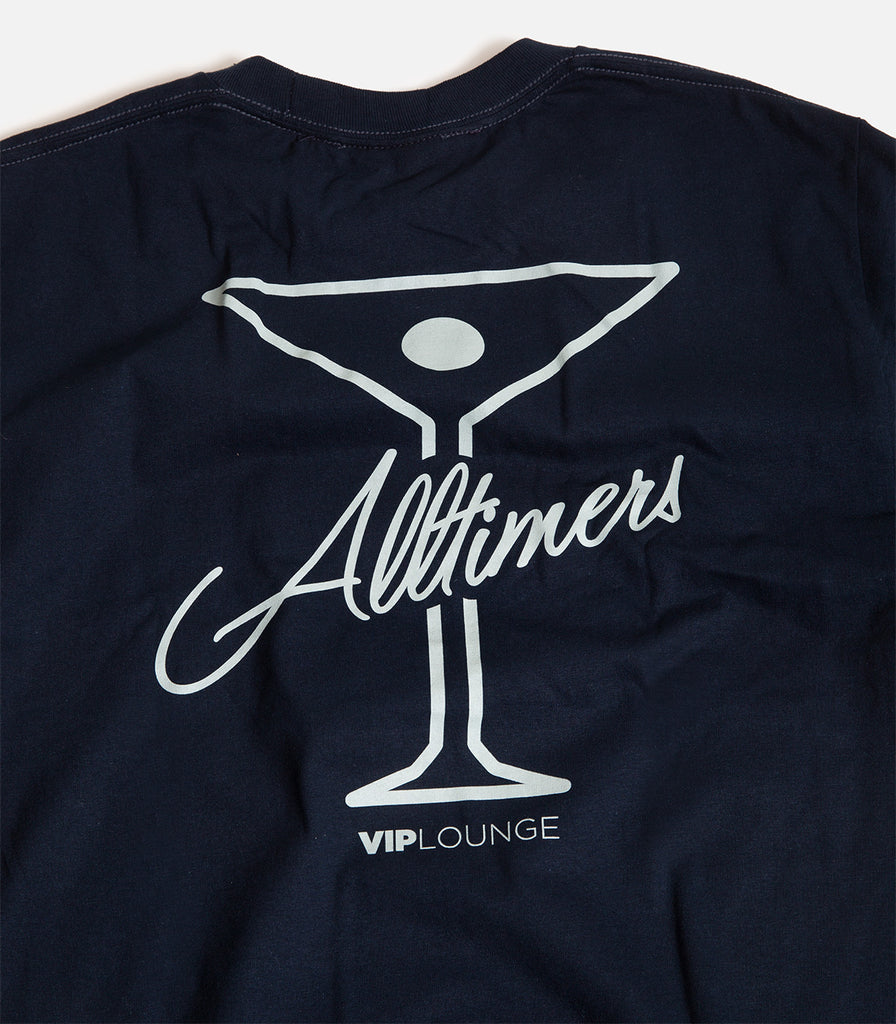 Alltimers League Player Long Sleeve T-Shirt