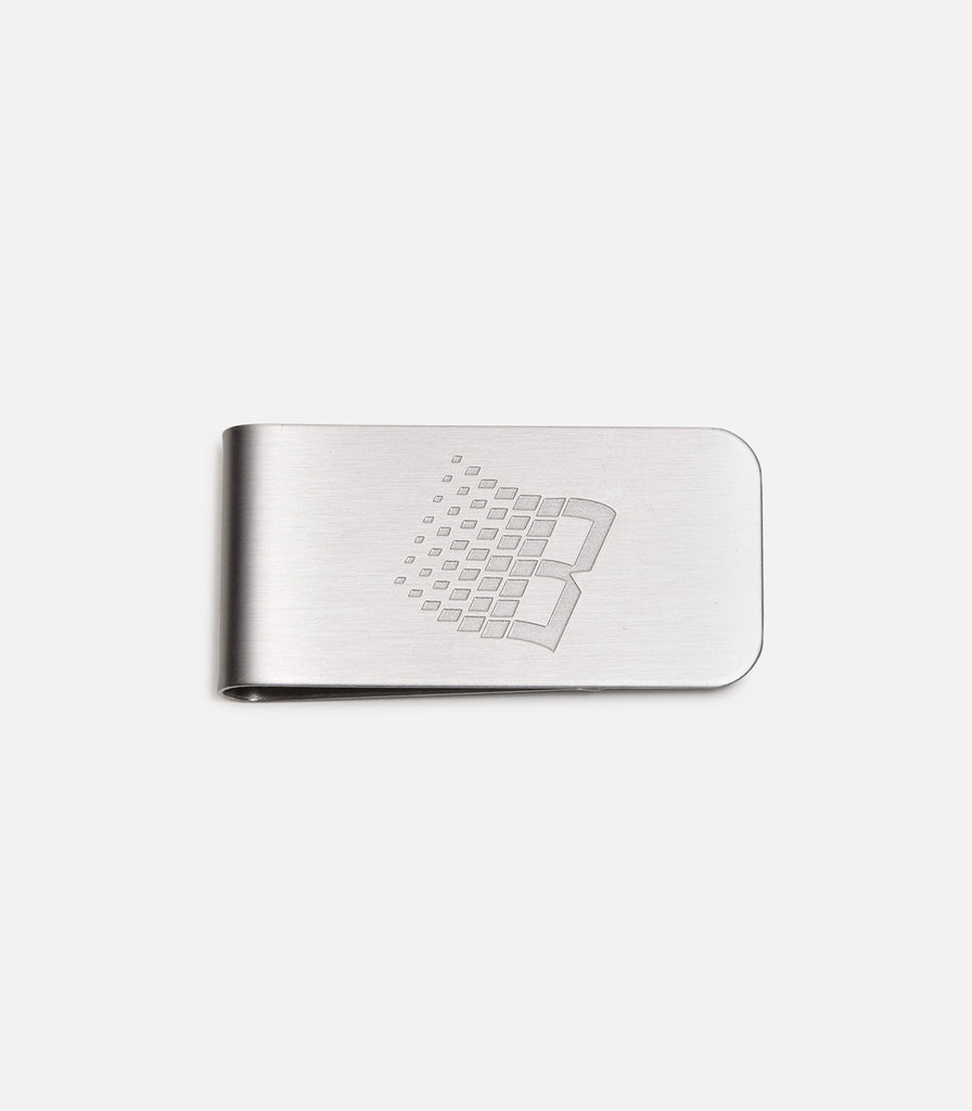 Bronze 56K Money Clip