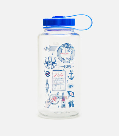 "LAS028 - Atlas X Nike SB ""Lost at Sea"" Nalgene Bottle"