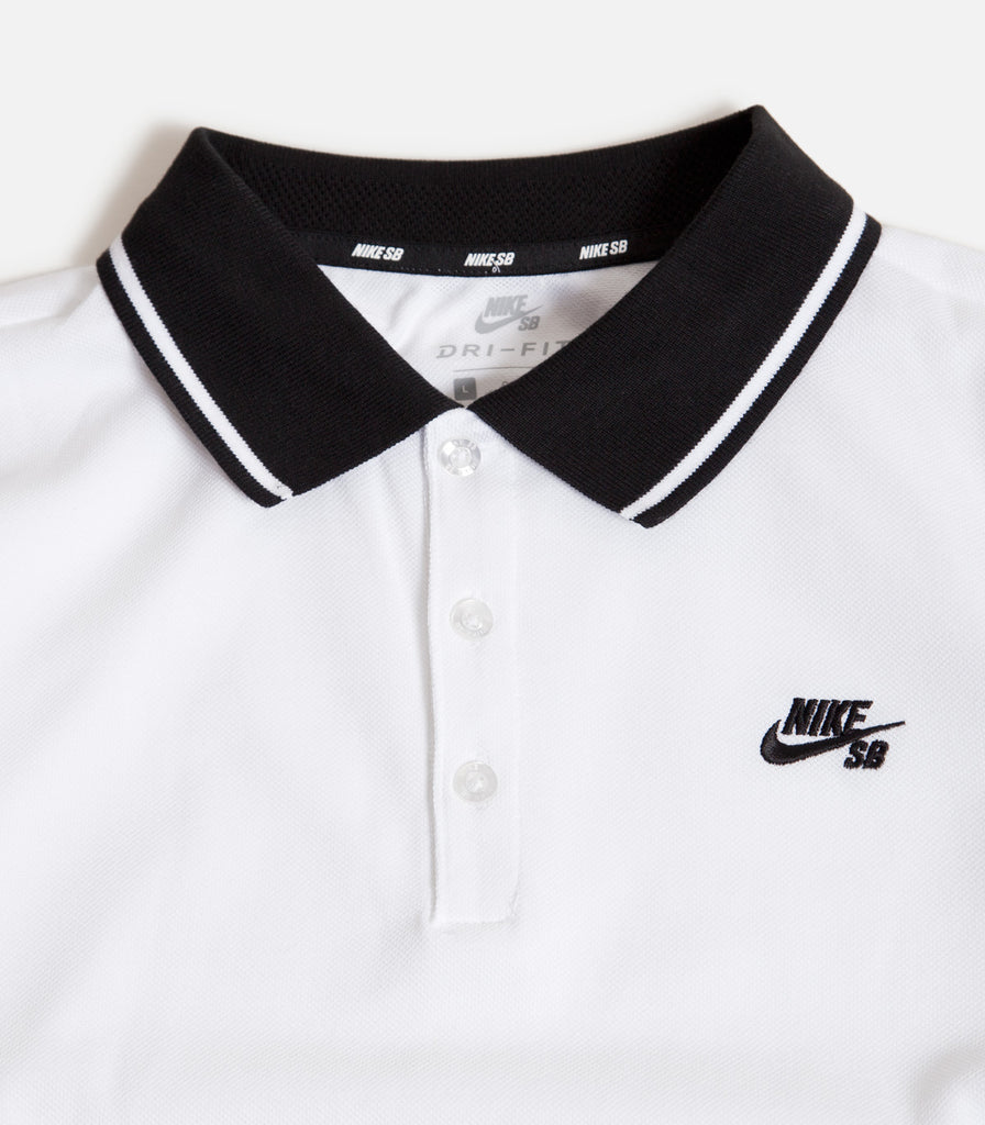 Nike SB Dry Polo Long Sleeve Shirt