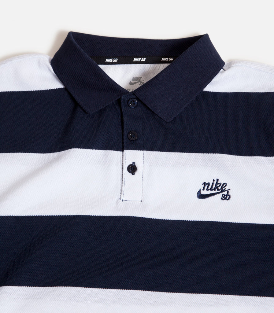 Nike SB Dry Polo Stripe Shirt
