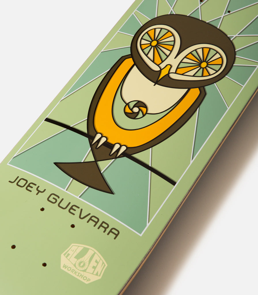 Alien Workshop Joey Guevara Owl Deck