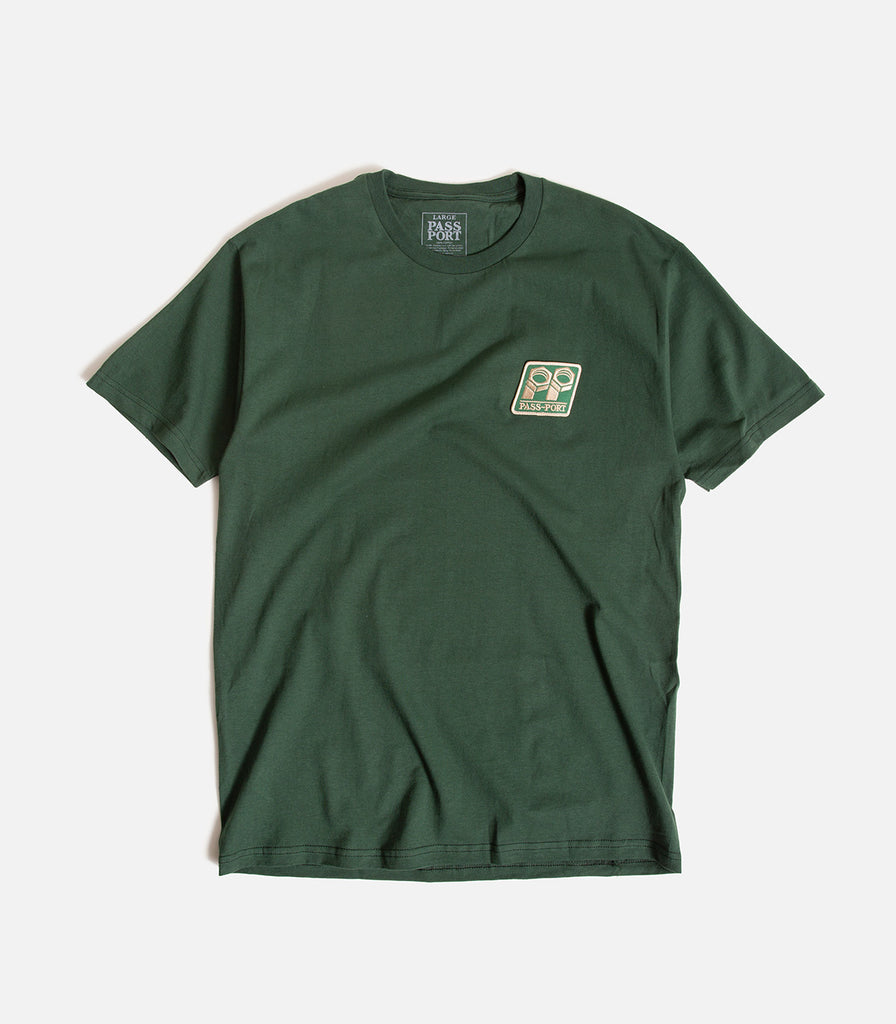 Pass~Port Bolt Patch T-Shirt