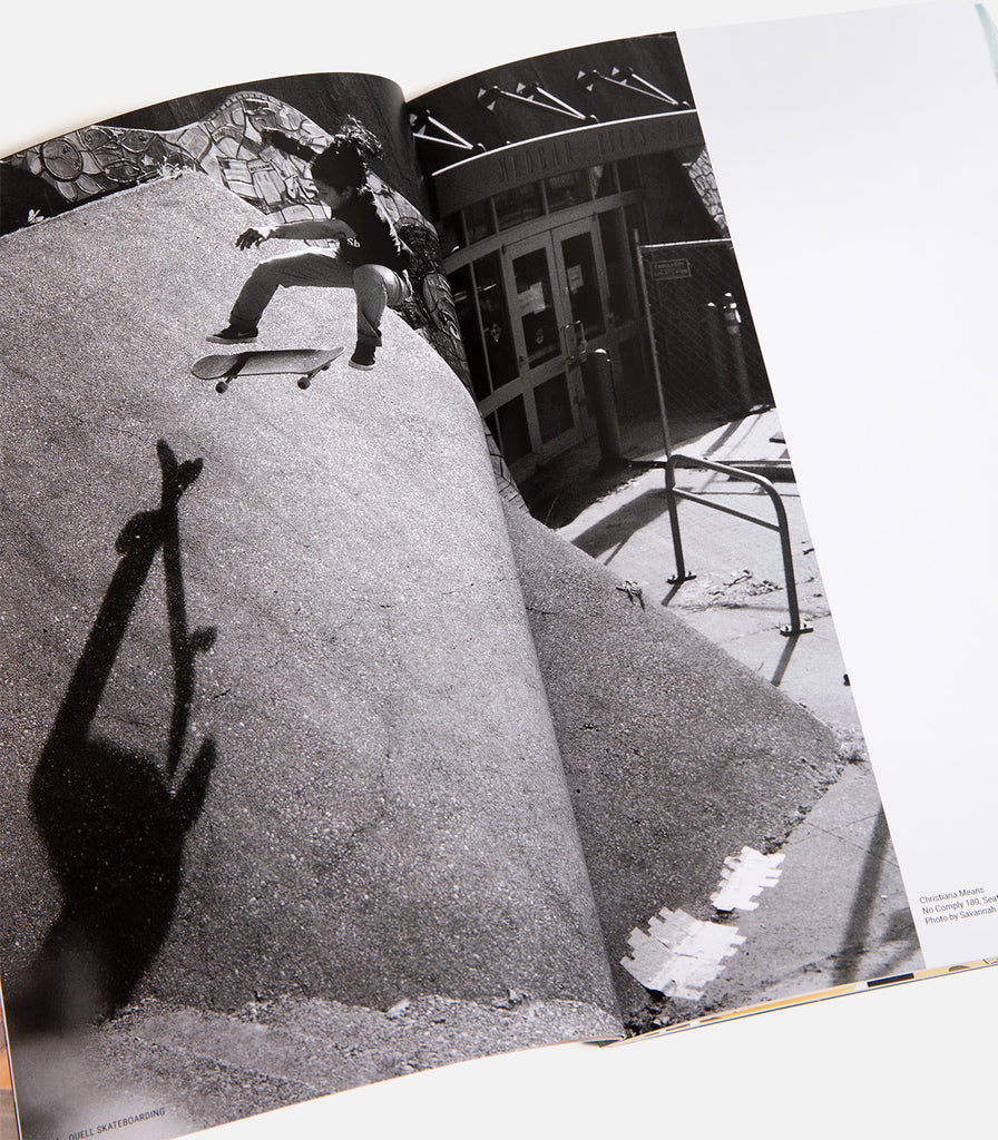 Quell Skateboarding Issue 005