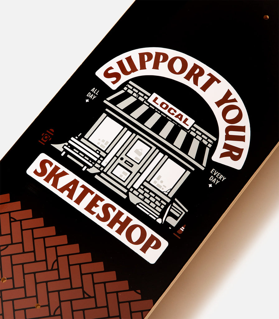 Real Skateshop Day Deck
