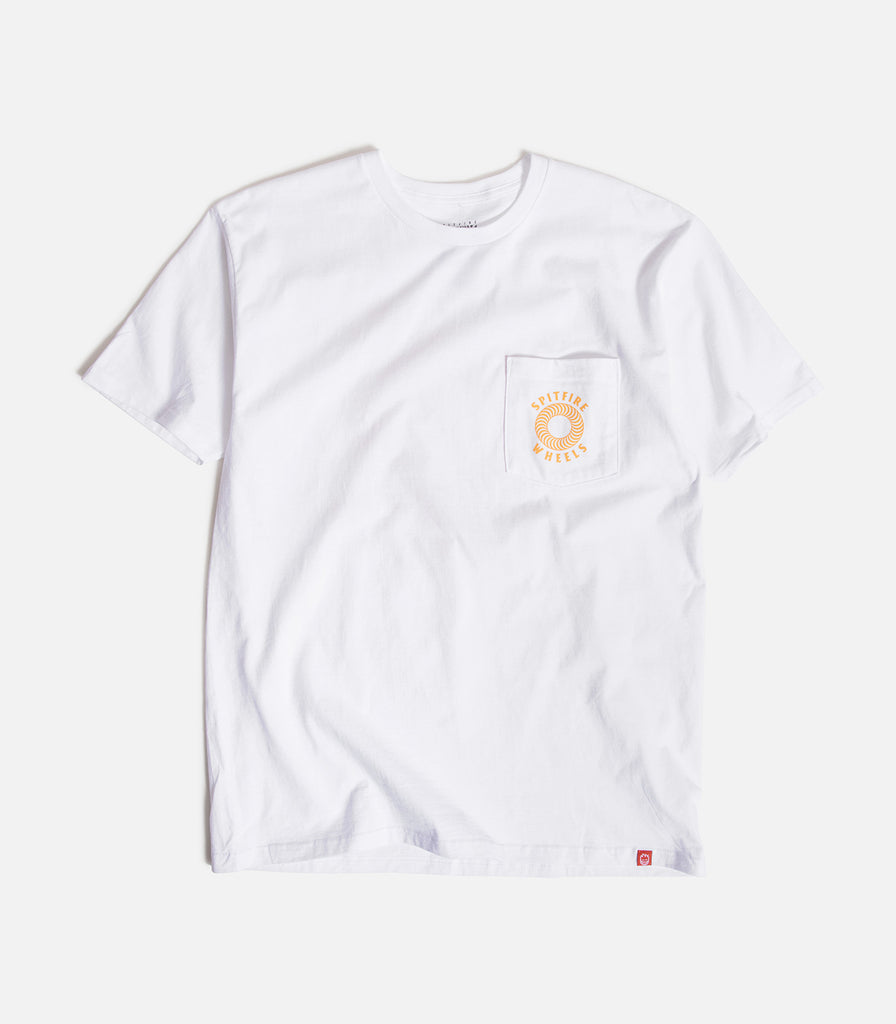 Spitfire Hollow Classic Pocket T-Shirt