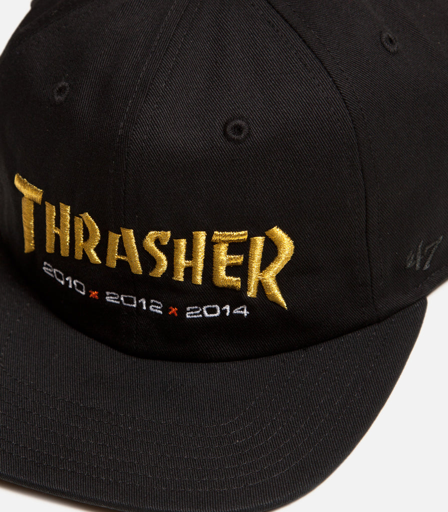 Thrasher X SF Giants Goldyears Captain Hat
