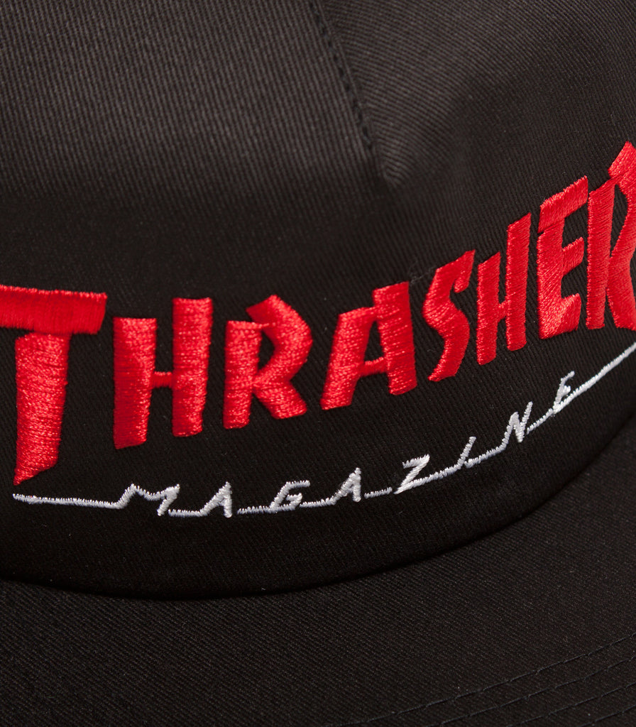 Thrasher Magazine Logo Two Tone Hat