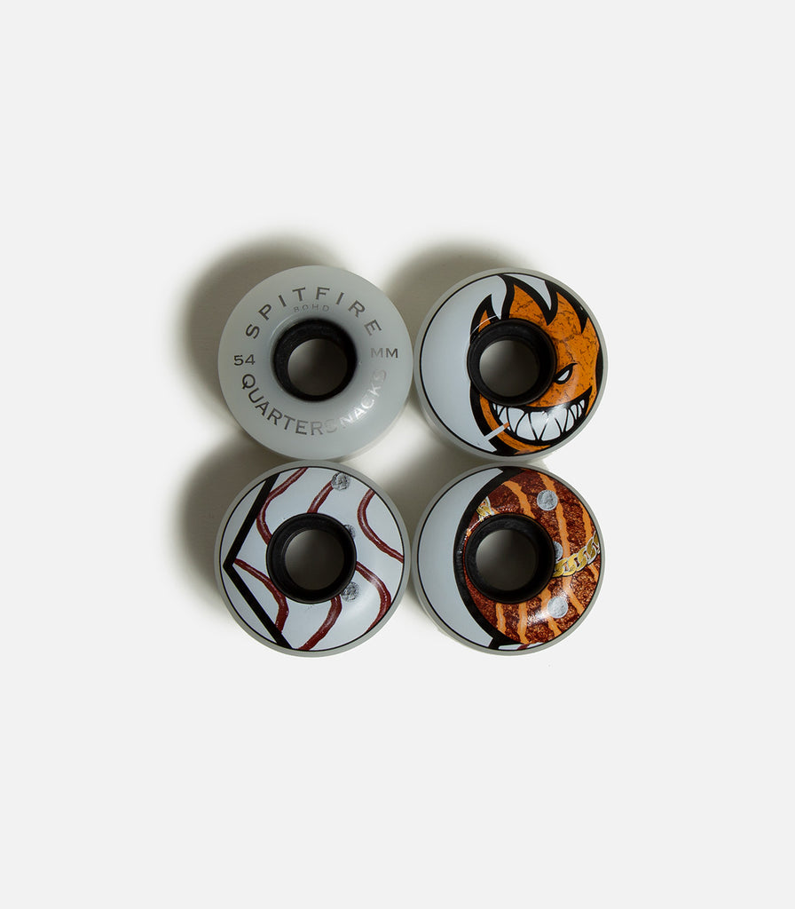 Spitfire X Quartersnacks 80HD Wheel