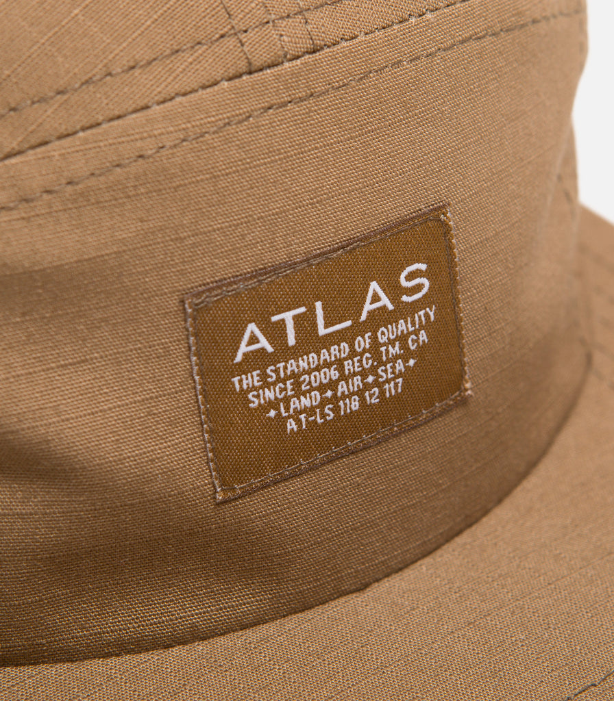 Atlas Standard Ripstop 5 Panel Hat