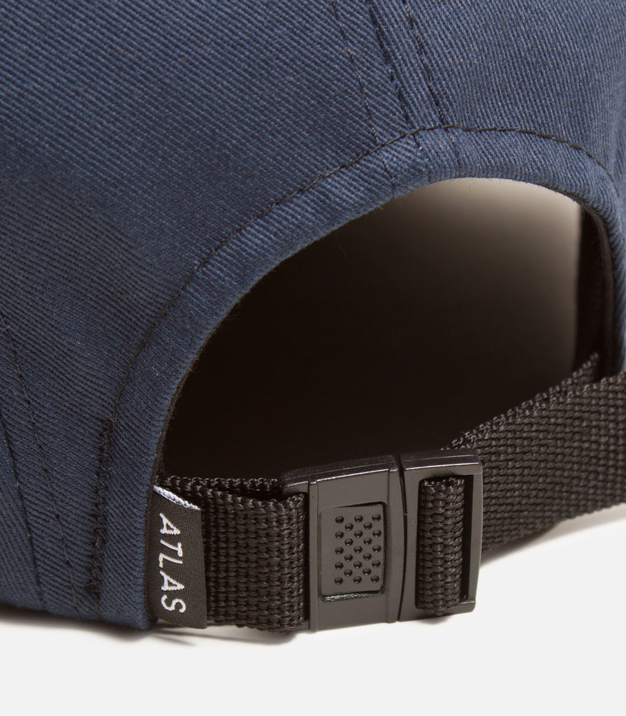 Atlas Standard Suede 5 Panel Hat