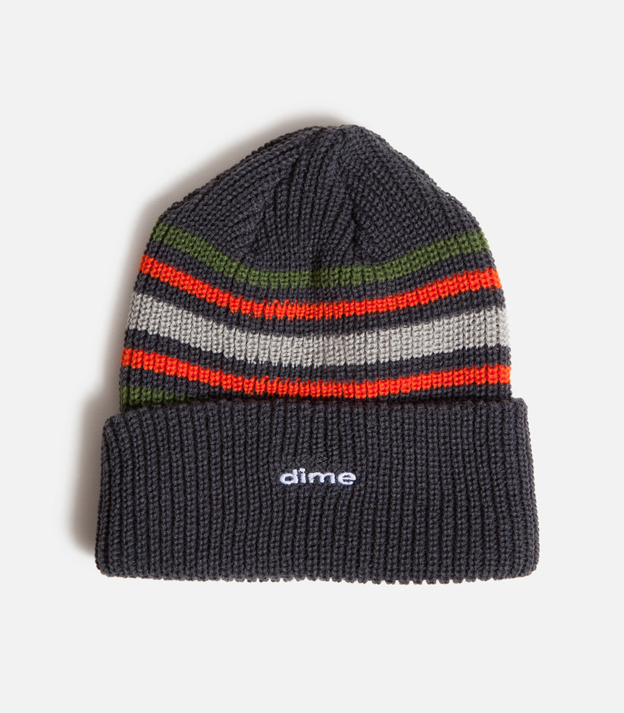 Dime Striped Beanie
